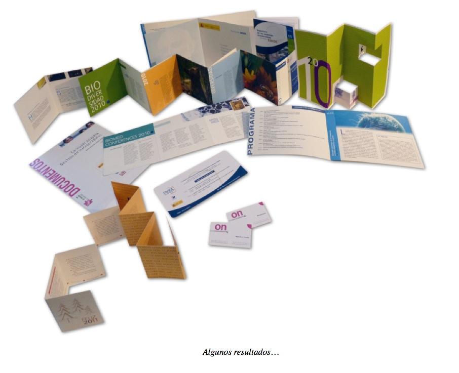 diseño grafico Factoría de Ediciones