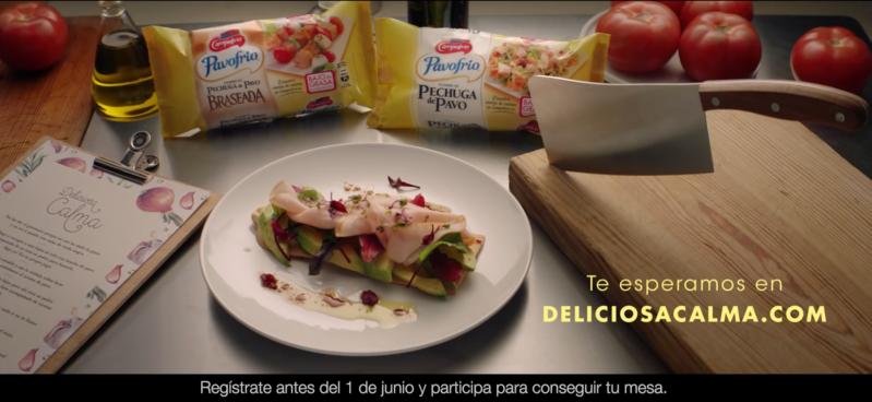 Brillante anuncio publicidad Campofrío 2016