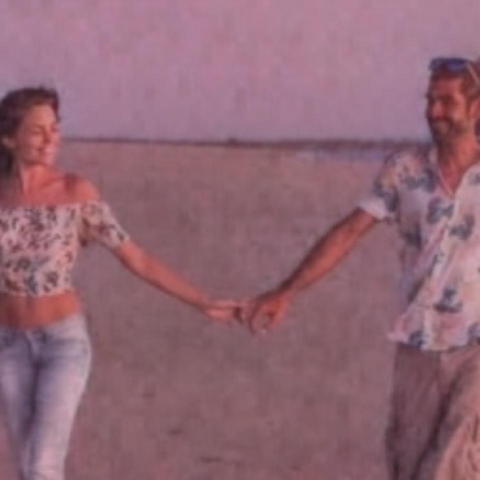Carlos Aragón y Patricia Fuertes