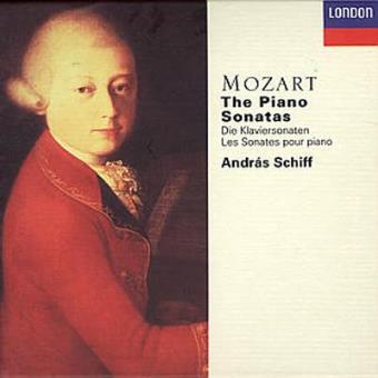 Mozart Sonatas Piano