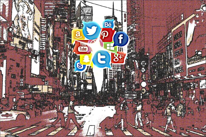 Composición Redes y Nueva York